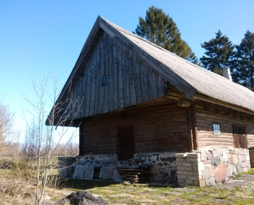 Talumaja enne renoveerimist